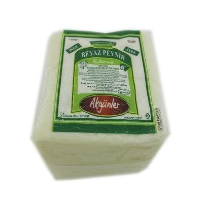 Akgünler inek peyniri Edirne Sert İnek Peyniri